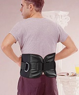 Adjustable waist belt