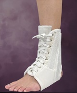 Wide Ankle Support