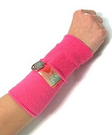 Pocket Wrist Band