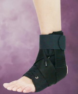 Wide Ankle Splint